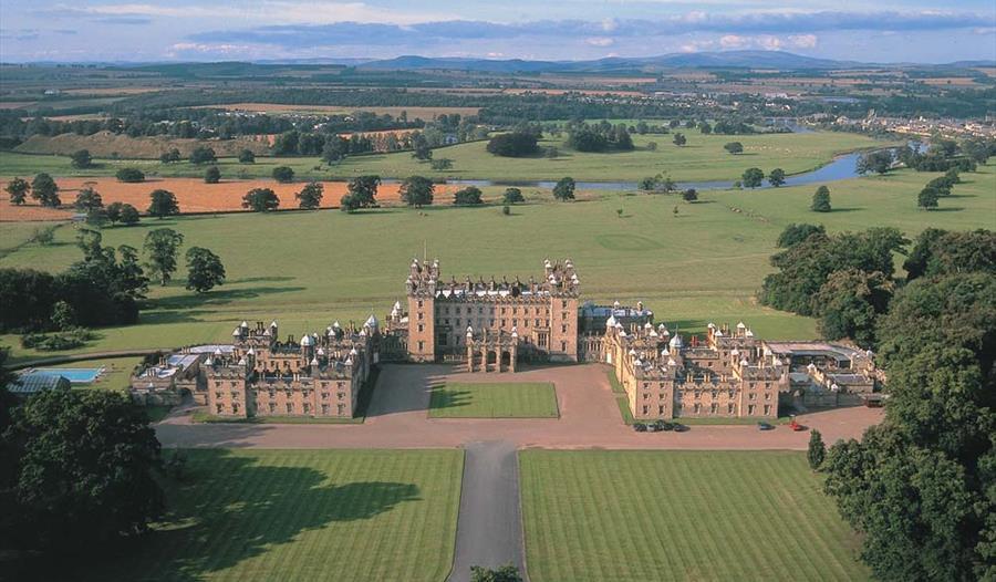 Floors Castle, Gardens & Grounds