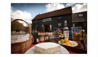 Hall Barn - Self-catering