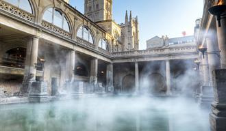 Historic Bath - The Roman Baths