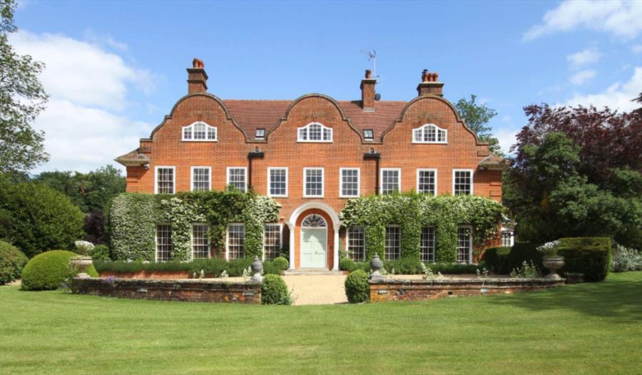 Harcombe House
