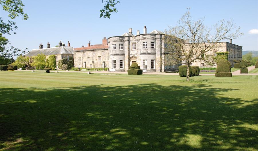 Newburgh Priory Estate