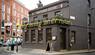 The Thatched House