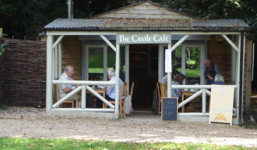 Castle Café Berry Pomeroy