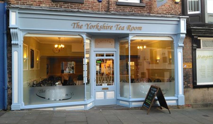 The Yorkshire Tea Rooms