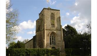 All Saints' Church, Alton Priors
