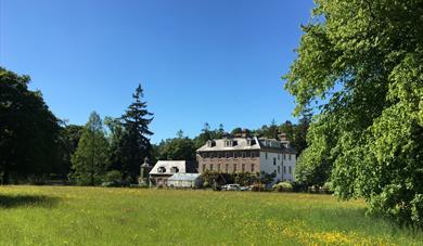 Abercamlais House