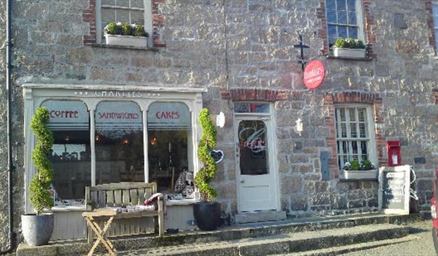 Charlies Coffee House