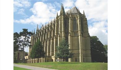 Lancing College Chapel