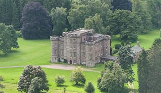 Monzie Castle and Grounds