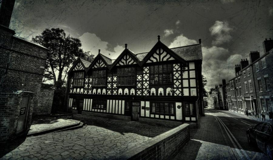 Stanley Palace Ghost Hunts
