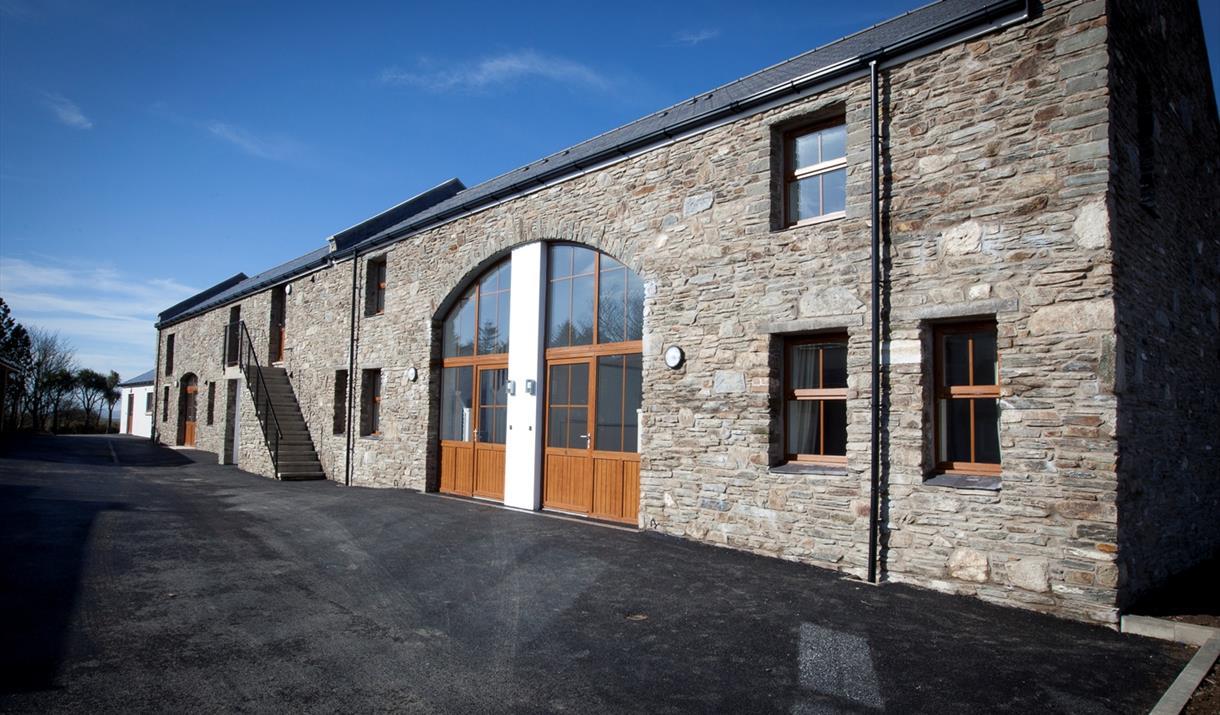 Ballavartyn Holiday Homes Exterior