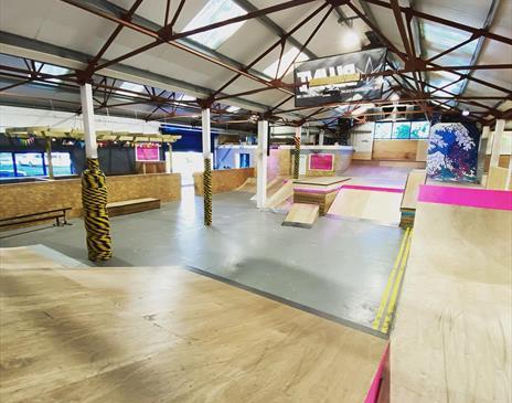 The Shred House Skatepark