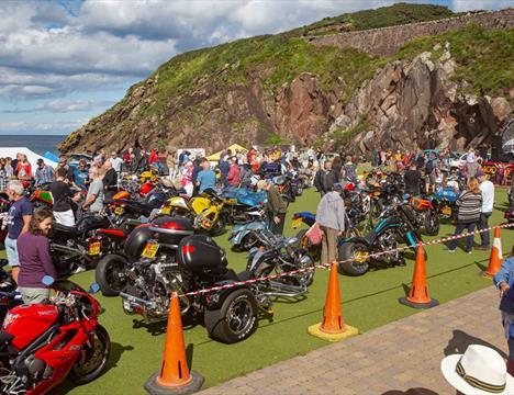 TT Motorcycle Show