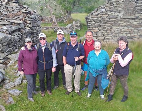 Group at Killabrega Farm