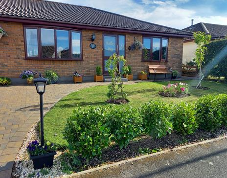 Balley Beg Bed & Breakfast accommodation is all ground floor.