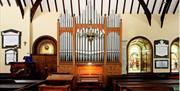 Organ at Kirk Malew