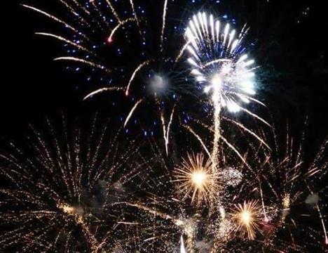 Peel Bonfire & Fireworks Night
