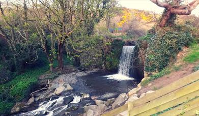 Glen Wyllin Waterfall