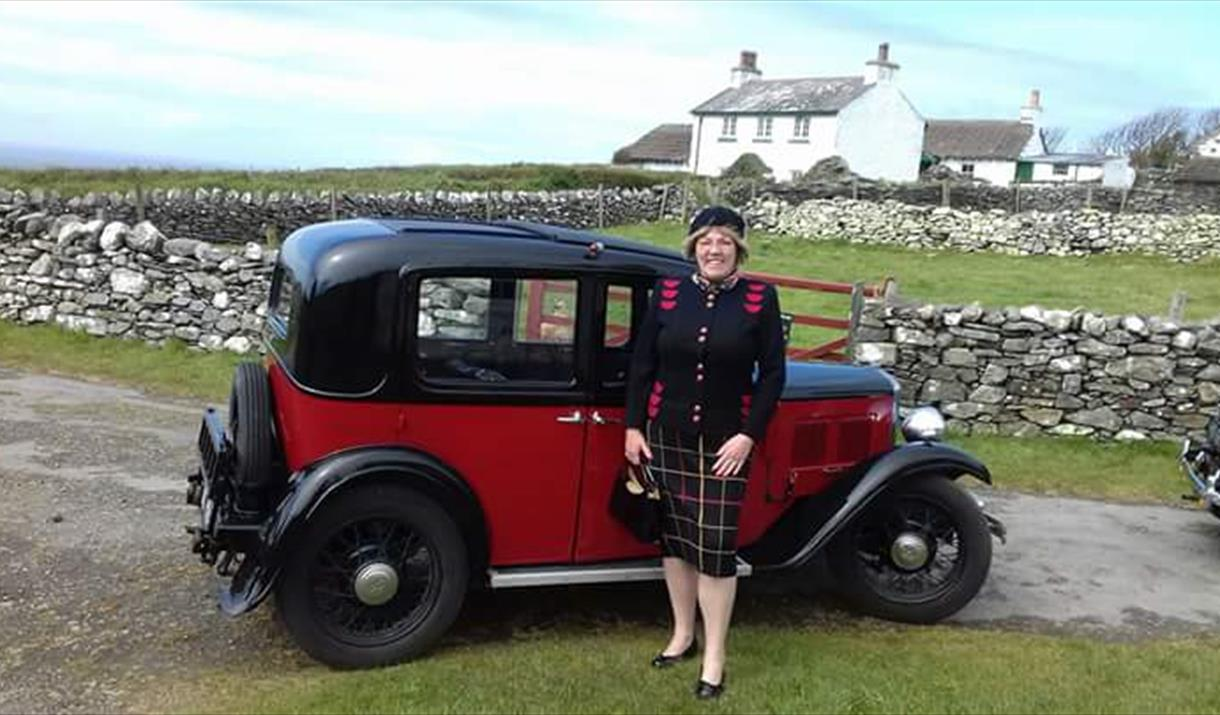 Isle of Man Guided Tours in English & German