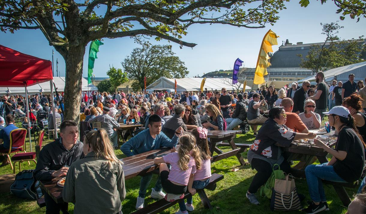 Isle of Man Food & Drink Festival