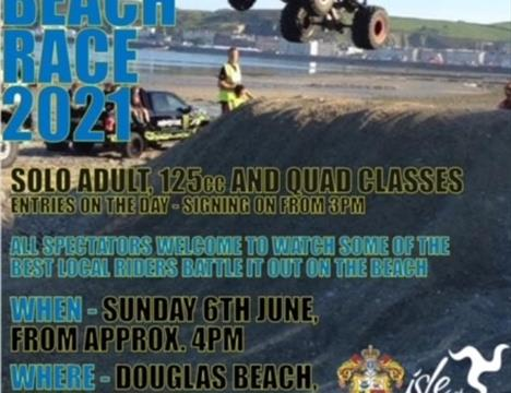 Douglas Beach Race
