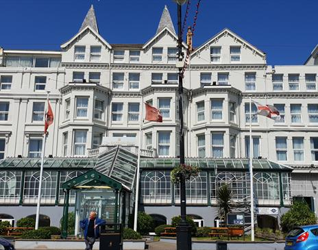The Empress Hotel front image