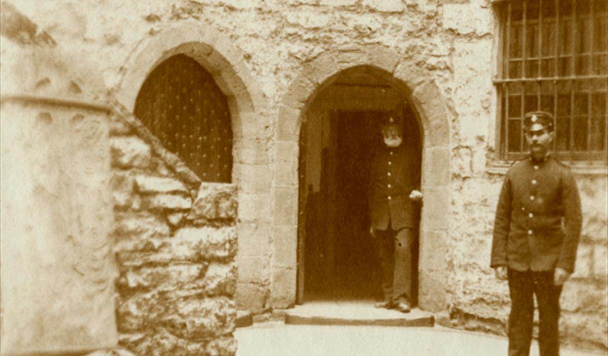 Prison Governor's Journal: Virtual Lecture