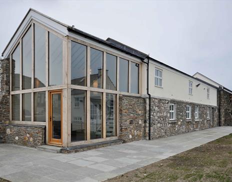 The Barn at Ballaloaghtan