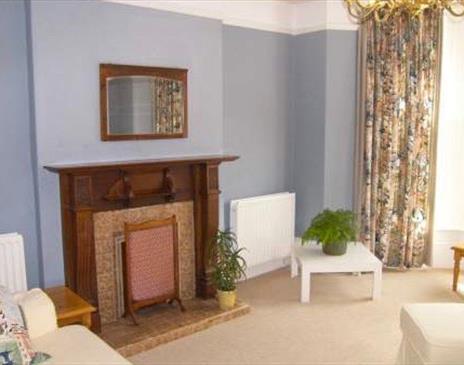 Apartment 1. Sitting room