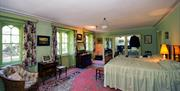 The Green Bedroom at Milntown
