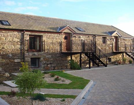 Grenaby Cottages - The Granary, The Hayloft and The Stalls