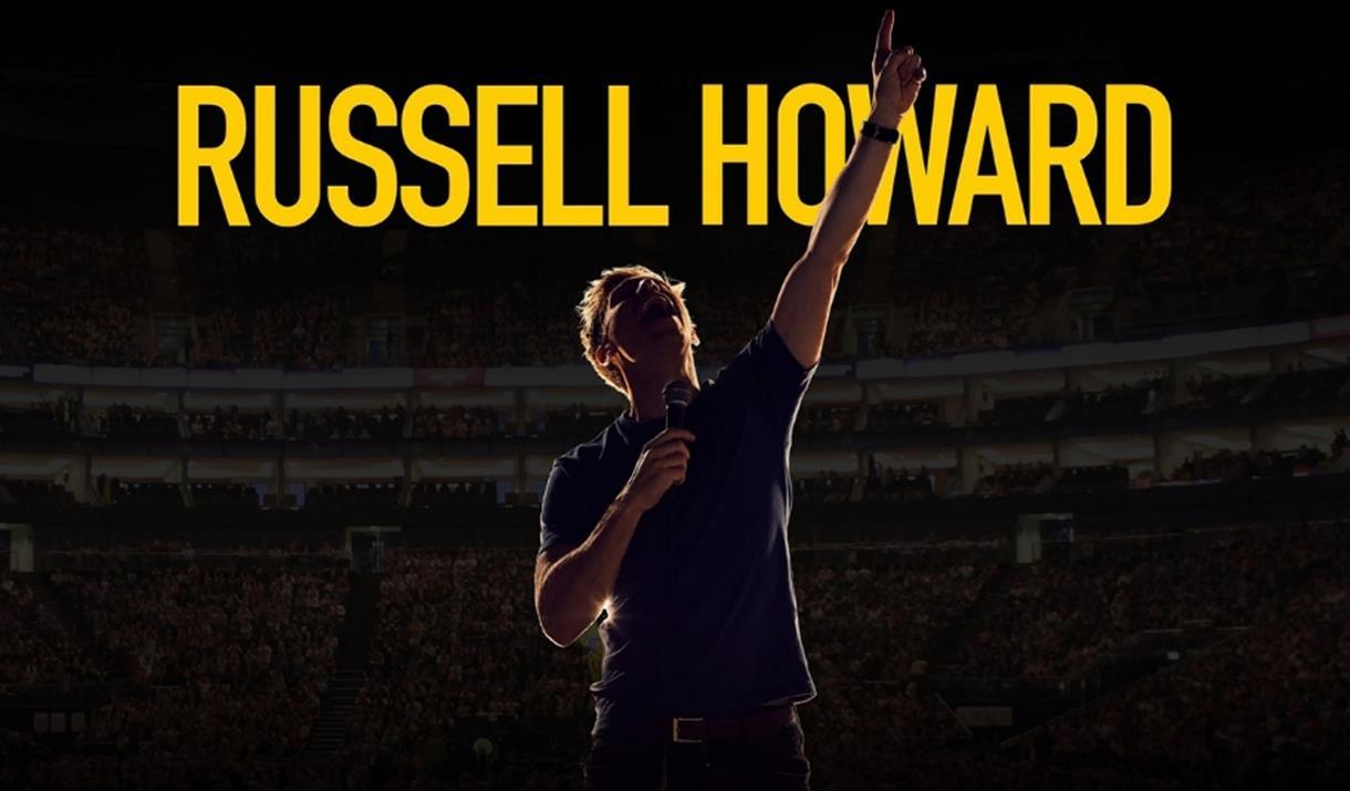 Russell Howard: Respite