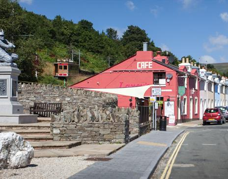 Laxey Cycle Route