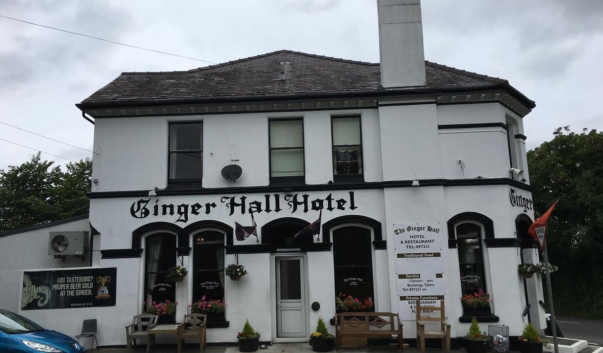 The Gingerhall
