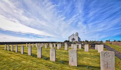 Jurby Church  ©  Peter Killey