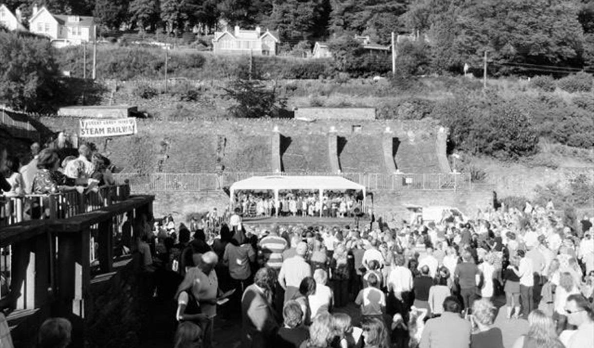 Laxey Fair - 50th Anniversary