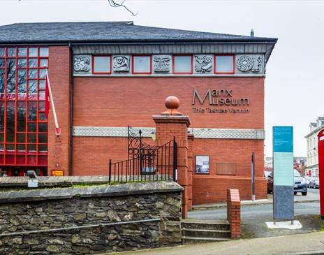 National Library and Archive at the Manx Museum