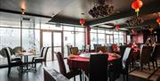 Majestic Restaurant at the Best Western Palace Hotel and Casino