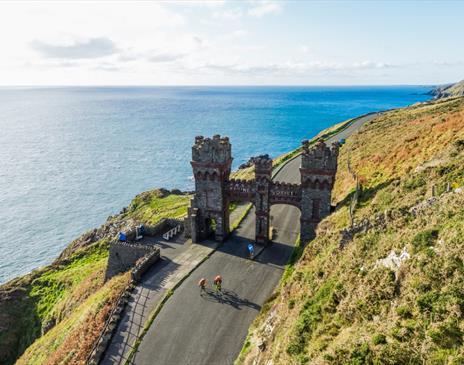 The 'real' Fairy Bridge and Marine Drive