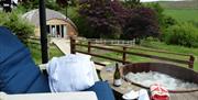 Ballawyllin Farm Manx Dome Cottages