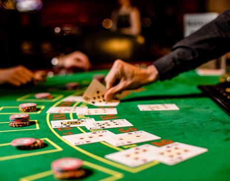 Palace Hotel Casino - Black Jack - isle of Man
