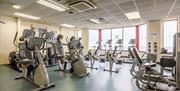 Best Western, Palace Hotel, Gym,  Health club