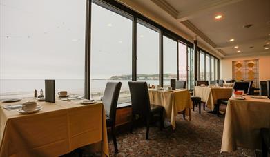 Paragon Restaurant Sea View at the Palace Hotel & Casino