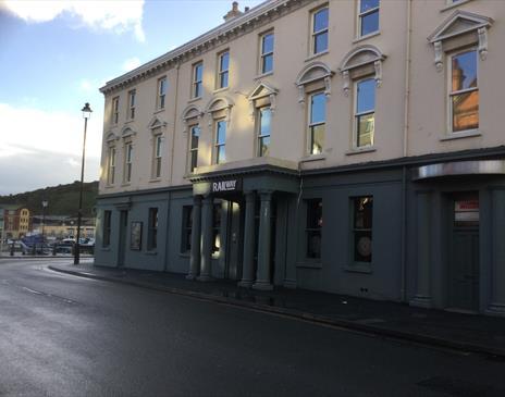 Douglas Quayside Pub Walk