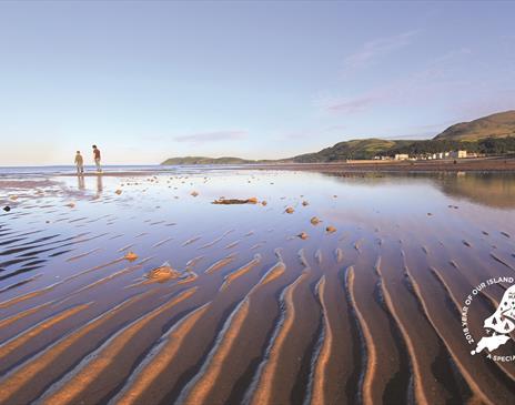Ramsey Nature Reserve Beach Walk