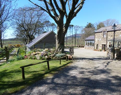 The Old Parsonage Barns