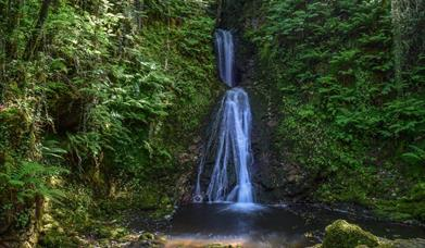 Spooyt Vane Waterfall © Peter Killey