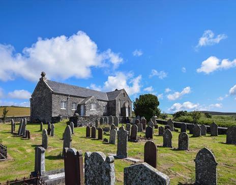 St Luke's Churchyard  ©  Peter Killey