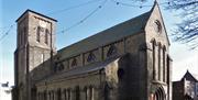 St Thomas' Church Exterior