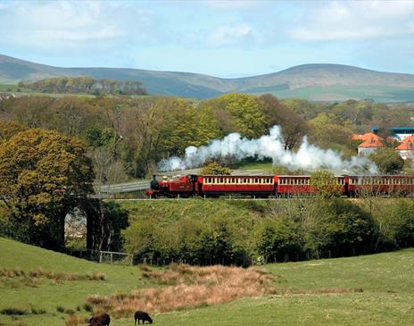 Railway Ramble: Colby Station, Colby Glen, Cronk-e-Dhooney to Colby Level Halt